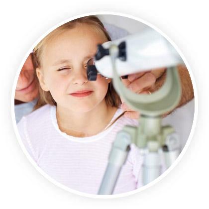 lunette astronomique enfant